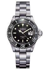 Davosa Ternos Diver Herren-Armbanduhr Analog Automatik Edelstahl 161.555.50