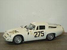 Alfa Romeo TZ1 Racing Monza - Best Model Italy 1:43 *40480