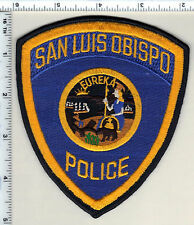 San Luis Obispo Police (California) Shoulder Patch - new from 1992