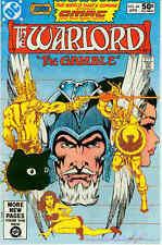 Warlord # 44 (Mike Grell, así que OMAC) (Estados Unidos, 1981)