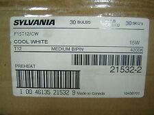 Sylvania Designer U Shaped Fluorescent Bulb 3000K 40W FB40//D30//6 Lot of 2 NIB