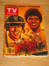 C.H.I.Ps  T.V Guide 1979 Vol 27 #5