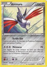 Airmure - N&B: Frontieres Franchies - 96/149 - Carte Pokemon Neuve Française