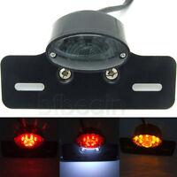 17-LED Motorrad Bremselicht Kennzeichnenleuchte R/ücklicht Kennzeichenbeleuchtung