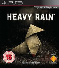 PlayStation 3 Heavy Rain (PS3) Video Games