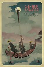 Silence Jonathan Burton Martin Scorsese MONDO Not BNG ***SOLD OUT***