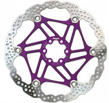 Hope 203mm Floating 6-Bolt Disc Rotor Purple