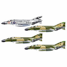 ITALERI F-4 Phantom Aces 1373 1:72 Aircraft Model Kit