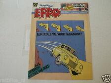 EPPO 1982-10 POSTER CHARLIE CHAPLIN MOVIE,LUCKY LUKE,WIETEKE VAN DORT