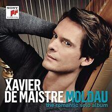 Xavier de Maistre - Moldau: The Romantic Solo Album [New CD] Hong Kong - Import