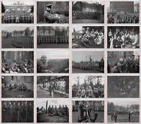 202 Stücke Altes Foto Zweiter Weltkrieg Deutschland Heer Soldat Panzer Armee PA