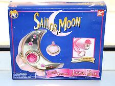 Sailor Moon Cosmic Crescent Jewel Box Bandai 1995