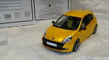 Mondo COLLECTION RENAULT MEGANE GIALLO in 1:43 NUOVO /& OVP