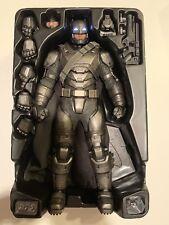 Hot Toys 1/6 Batman Vs Superman Armored Batman Previously Displayed