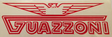 1970 Guazzoni 50cc Production Racing Motorcycle Decal Pair