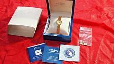 Rotary LB02338/07 Ladies Gold PVD Stainless Steel Bracelet Watch with Crystal