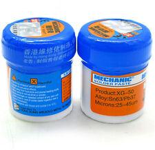 Mechanic Soldering Solder Welding Paste Flux XG-50 SMD SMT Sn63/Pb37 Tools PR