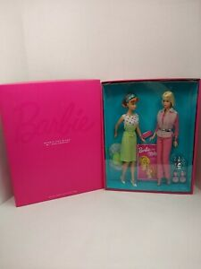 Barbie and Midge 50th Anniversary Giftset Gold Label 2012 Mattel NRFB UTA:284