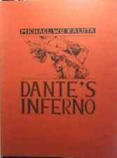 Dante'S Inferno - Mw Kaluta Signed Limited Edition Portfolio - 777/2000 - 1975