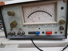 MV70 NF Voltmeter effektiv