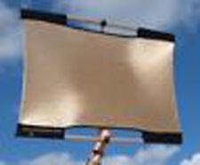 SUNBOUNCE Micro Mini Zebra Gold/silber Reflektor Rahmen Bespannung 60x90cm