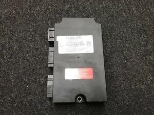 2003 MERCEDES CLK CONVERTIBLE ROOF CONTROL MODULE ECU 2098200026