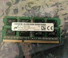 Micron 8GB (1x 8GB) DDR3 1600MHz 2Rx8 Low Voltage SO-DIMM RAM Laptop Memory