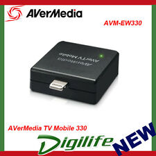 AVerMedia TV Mobile 330 for iPAD iPhone iOS with battery inside AVM-EW330