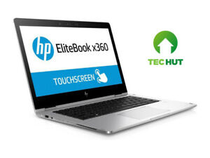 HP EliteBook X360 1030 G2 Core i5-7300U 8GB 256GB Touchscreen Laptop, Win 10 Pro