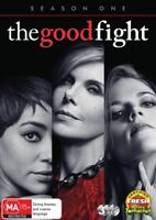 The Good Fight Season One 1 First DVD NEW Region 4