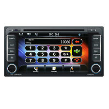 US For Toyota  Corolla Hilux Carmy Autoradio GPS Navigation Headunit DVD Stereo