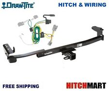 """CLASS 3 TRAILER HITCH & WIRING KIT FOR 2008-2009 FORD TAURUS X,   2"""" TOW   75299"""