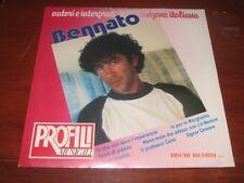 PROFILI MUSICALI // EDOARDO BENNATO  SRIC 020 LP NEW