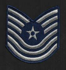 "U.S MILITARY AIR FORCE BAT 4"" PATCH"