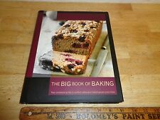 Vintage 2008 The Big Book of Baking - Hard Cover Dust Jacket - 1st/1st - China
