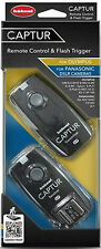 Hahnel Captur Remote Control & Flash Trigger for Olympus/Panasonic.