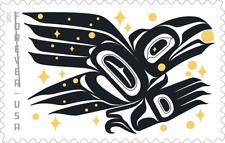 #5620 2021 Raven Story  - MNH (After July 30)