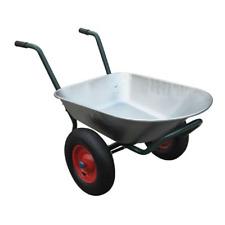 Kruiwagen met 2 wielen, 80 liter, max. 120kg