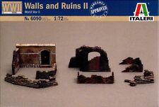 Italeri - Walls and ruins II (World war II) - 1:72
