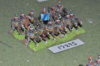 25mm ECW / english - civil war dragoons 12 cavalry - cav (17295)