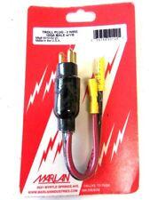 Troll Plug - Mar-Lan 5010-02-2C - 2 Wire 10 Gauge - Male