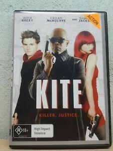 Kite DVD - R18+ Action - Revenge Action Movie - R4 AU