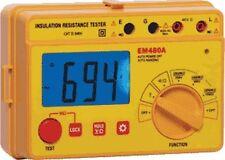 Test Equipment Ohmmeters & Megohmmeters