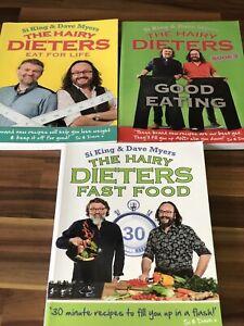 The Hairy Dieters 3 Book Bundle