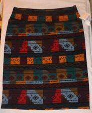 NEW ladies LULAROE aztec print Cassie skirt Size 3XL