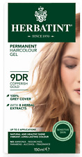 HERBATINT Tinta per capelli naturale alle erbe 9DR copperish oro 150ml -