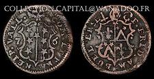 Suisse / 1/2 Batzen 1776 / Franz Friedrich / Valais