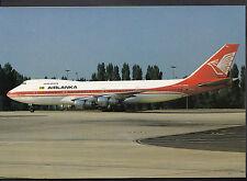 Aviation Postcard - Air Lanka Aeroplane - Boeing 747-238B, Paris C.D.G  - A8291