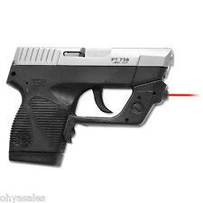 Crimson Trace Red Laserguard Laser Sight for Taurus TCP Pistols - LG-407
