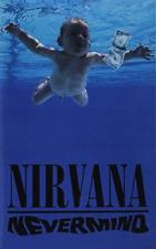Nirvana - Nevermind (US IMPORT) CASS NEW